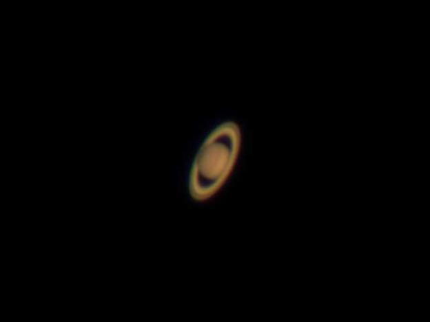 Avond met redelijke seeing. Helaas sluierbewolking die vooral rond 01:00 uur bij Saturnus erg storen