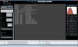 Astro Pixel Processor Master Dark statistics