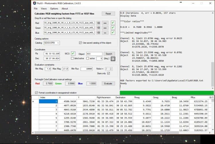 Ik kwam vandaag met googlen het programma FluXX tegen om handmatig de kleurencalibratie in PI te kun