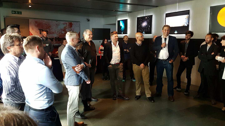 Afgelopen donderdag was ik uitgenodigd bij de awards ceremonie van de Astrophotographer of the year