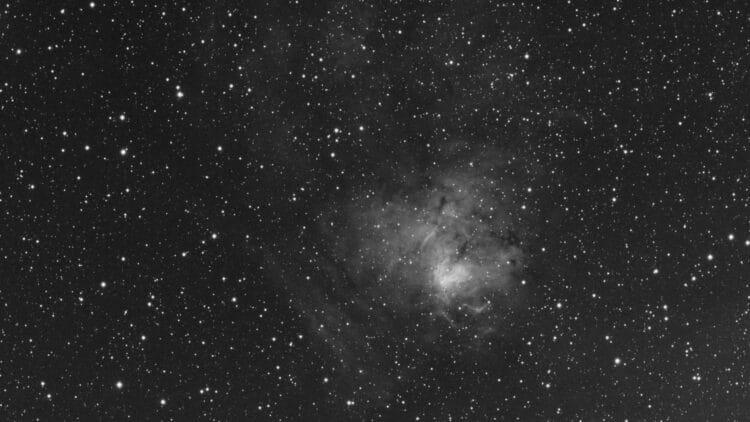 Deze periode bestaat het schema uit NGC7822 in Cepheus van 20:30-00:045, dan NGC1491 in Perseus van