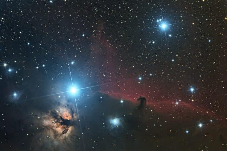Object: Barnard 33 Opnamedatum: 17-10-2017 Lokatie: Lalobbe – Frankrijk Montering: Avalon Line