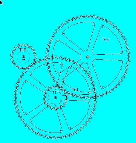 Ah, ok 🙂 Eigenlijk moet je iets onder de knie krijgen wat gear-ratios heet. Zowel voor standaard