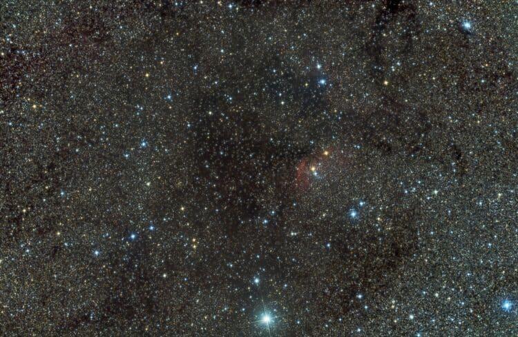 Object: Sh2-101 Tulip nebula Opnamedatum: 15-10-2017 Lokatie: Lalobbe – Frankrijk Montering: A