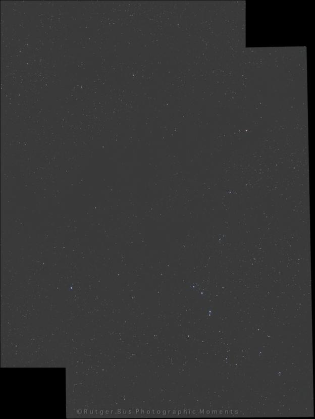 Gisteren de opstelling (Sony A6000a + Samyang 135mm f2) nog even buiten gezet en gemikt op een gebie