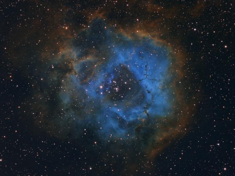 Davy, mijn zoon van 11, deed vorig jaar mee aan de astrophotographer of the year competitie en wilde