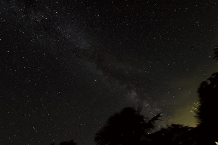 De Melkweg op 28 juli m.b.v. een single shot van 5 minuten. De locatie was Saint-Sever-Calvados in N