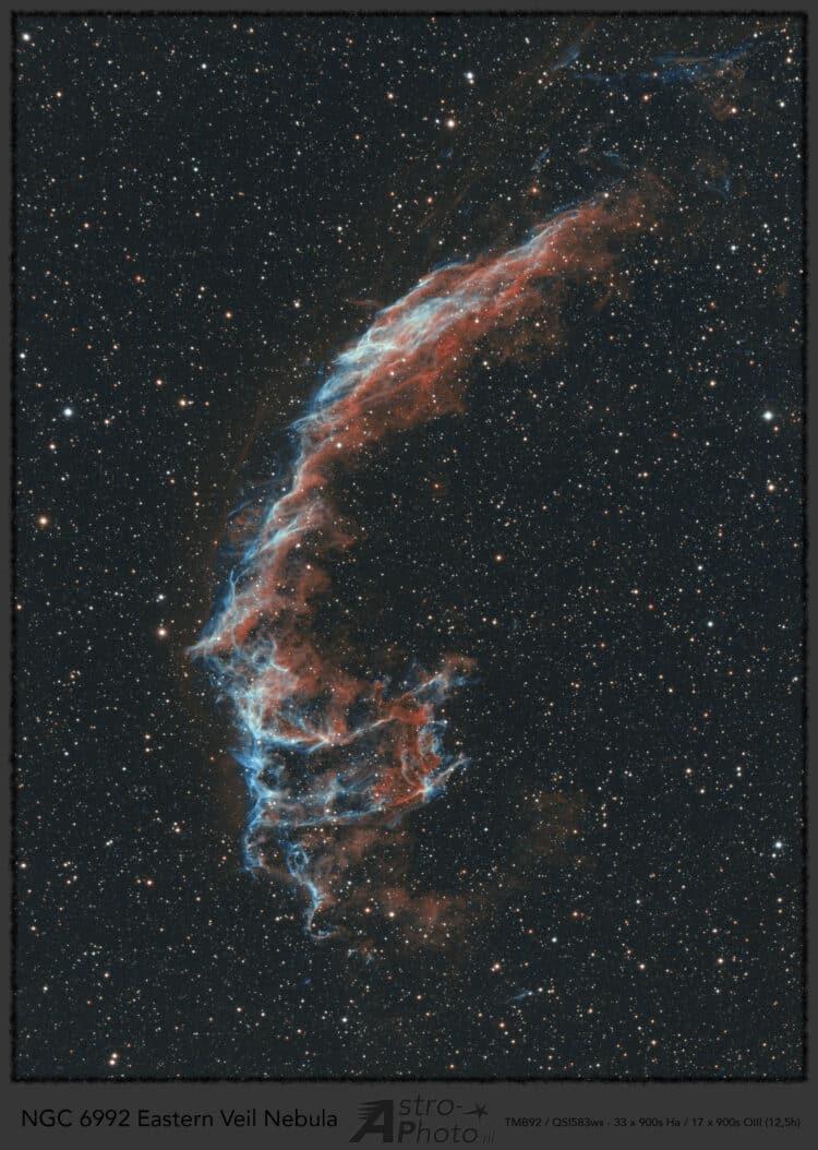 Het is inmiddels een behoorlijke tijd geleden dat ik een astrofoto maakte, maar mede dankzij de prij