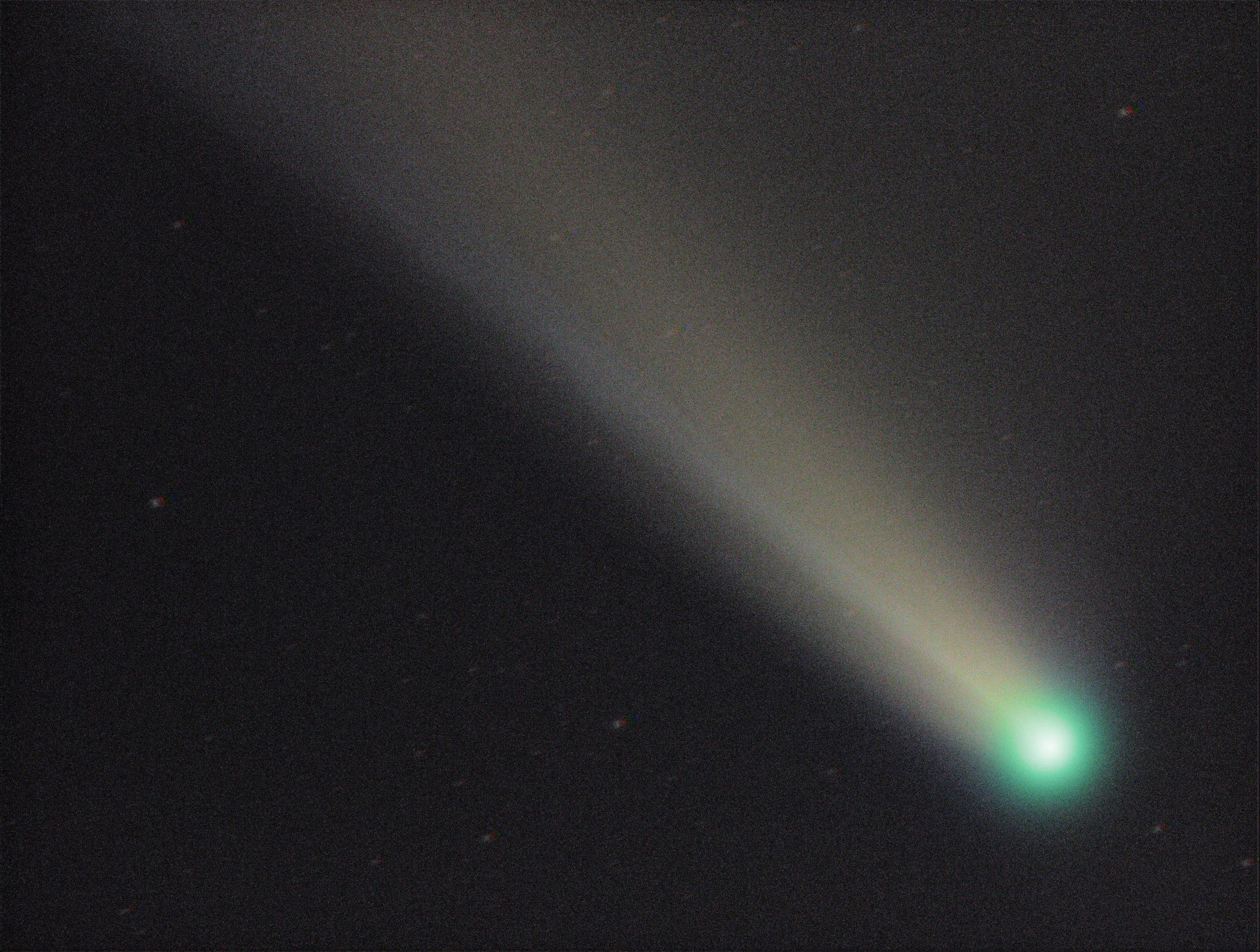 @bula is inmiddels druk bezig met de nieuwe versie van APP waarin komeet-stacken volledig geautomati