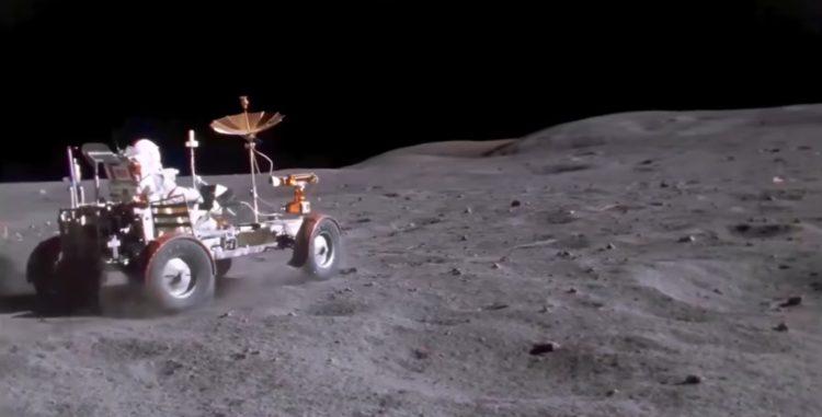 De bewerkingen van o.a. Apollo 16mm 12fps films naar 60fps 4K video met DAIN-AI technologie zien er