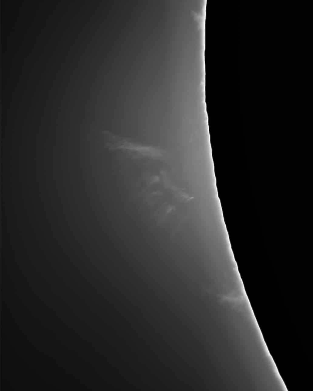 Ook ik heb net al InFINNity Deck op 11 april 2021 de zon waargenomen. Mijn waarneemtijd was tussen 1